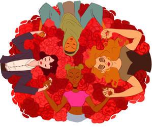 International Women's Day 2017 by YaneYing