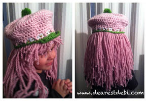 Strawberry Shortcake Crochet by DearestDebi