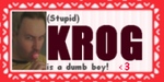 Spread the Stamp: (Stupid) KROG by HaiSociety