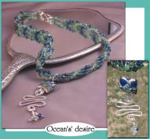 ocean's desire... by Bystillwaters