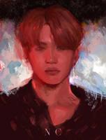 Jimin - BTS fanart by nc2311
