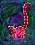Lemur Love by JolieBonnetteArt