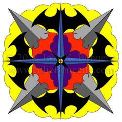Bat-dala by JolieBonnetteArt
