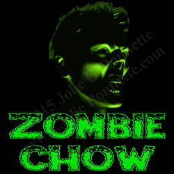 Zombie Chow by JolieBonnetteArt