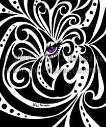 Downward Spiral by JolieBonnetteArt