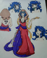 Nyx: Keeper of Shadows by LollipopAkira
