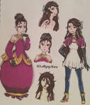 Princess Marcy by LollipopAkira