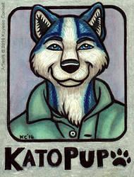 KatoPup by katarina