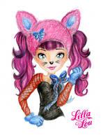Little doll by LillaLou