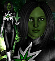 Jade by Knight22179