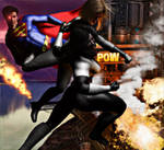 Superman and Ultrawoman...PART TWO by Knight22179