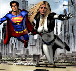 Superman and Ultrawoman Conclusion by Knight22179