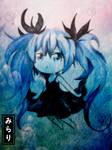 Hatsune Miku - Deep-sea girl by Miirarii
