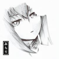 Makise Kurisu Practice by Miirarii