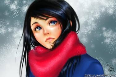 Enchanting Winter by Mari945