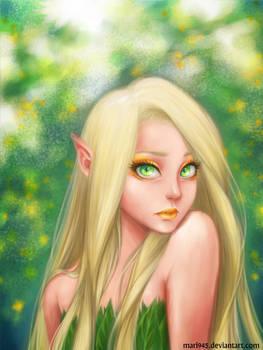Elf by Mari945