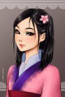 Mulan by Mari945