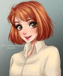 Happy girl by Mari945