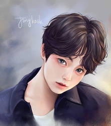 Jungkook - LOVE YOURSELF: Tear by Mari945