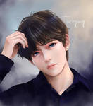 Taehyung - LOVE YOURSELF: Tear by Mari945