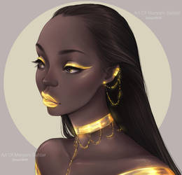 Gold by Mari945