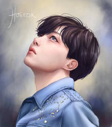 Hoseok - LOVE YOURSELF: Tear by Mari945
