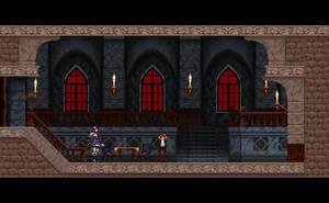 Bloodstained 2D by Kradakor
