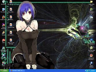 My Desktop Background I Made by IrashiRyuu