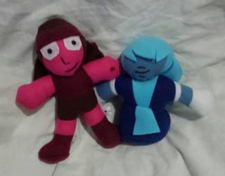 Steven Universe Plushies For Sale by IrashiRyuu