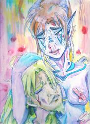 For When It Hurts by JinzouTamashii