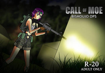 Call of Moe: Bishoujo Ops by carrot25
