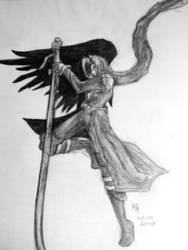 Sephiroth by yashiro16