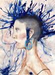 Mindblowing Mohawk by Charlene-Art