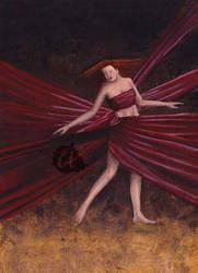 Tangled by Charlene-Art