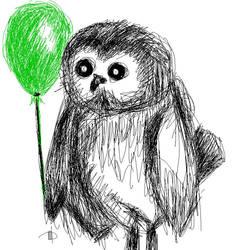 o_owl by Hamanic