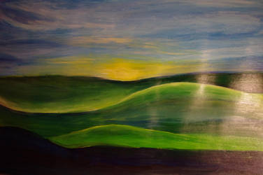 hills by Hamanic