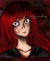 Cherry Pau /Fan art by Mae-D
