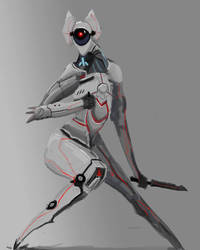 Curvaceous Robot by SendoTakeshi