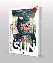 White Sun book cover by Tysall