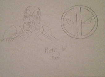 Merc with a Mouth by BlizzardtheRouge