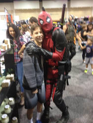 THANKS DEADPOOL by BlizzardtheRouge