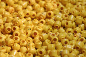 Lego Heads by Nabucodorozor