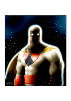 Space Ghost by lucasordonez