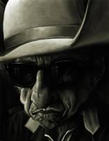 Bob Dylan by lucasordonez