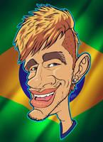 Neymar Jr. - Lucas Ordonez by lucasordonez