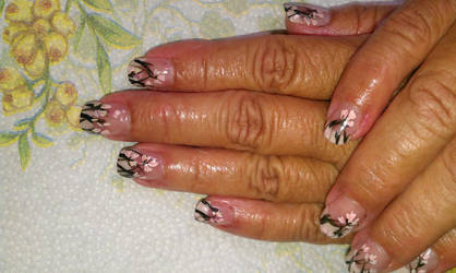 Momma's Nails by Chaliosa