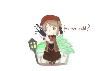 Are you cold ? by Tawan103loi