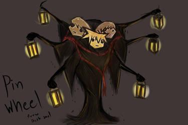 Dark soul : Pinwheel by Tawan103loi