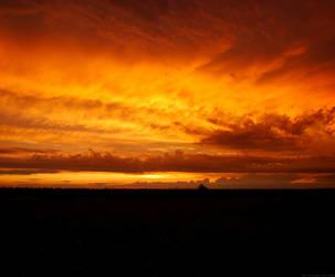 Streams of Fire by Zerseu
