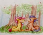 AppleTaps by violet241
